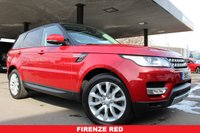USED 2017 17 LAND ROVER RANGE ROVER SPORT 2.0 SD4 HSE SUV 5DR DIESEL COMMANDSHIFT AWD 238 BHP