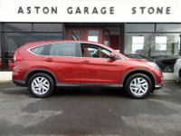 USED 2016 65 HONDA CR-V 1.6 I-DTEC SE 5d 118 BHP ** CAMERA * 1 OWNER ** ** FULL HONDA SERVICE HISTORY * 1 OWNER **