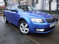 USED 2015 65 SKODA OCTAVIA 1.6 SE BUSINESS TDI 5d 109 BHP *** FINANCE  & PART EXCHANGE WELCOME *** £ 0 FREE ROAD TAX SAT/NAV BLUETOOTH PHONE  PARK ASSIST DAB RADIO