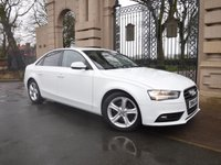 USED 2015 64 AUDI A4 2.0 TDI SE TECHNIK 4d 134 BHP ****FINANCE ARRANGED***PART EXCHANGE***1OWNER***£30 POUND ROAD TAX***