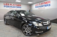 2012 MERCEDES-BENZ C CLASS 2.1 C250 CDI BLUEEFFICIENCY AMG SPORT PLUS 2d AUTO 202 BHP £11999.00