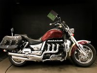 2009 TRIUMPH ROCKET CLASSIC 2009. FSH. 9666 MILES. FANTASTIC CONDITION. MANY EXTRAS £8750.00