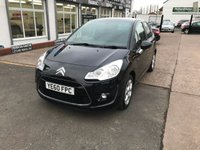 USED 2011 60 CITROEN C3 1.6 HDI EXCLUSIVE 5d 90 BHP  £20 ROAD TAX-SERVICE HISTORY-BLUETOOTH-AIR CON-DIESEL-ALLOYS