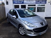USED 2009 09 PEUGEOT 207 1.4 S 5d 74 BHP EXTREMELY LOW MILEAGE 16K FSH 1FAMILY OWNER  EXCELLENT CONDITION