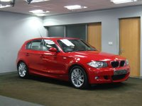 USED 2009 59 BMW 1 SERIES 2.0 123D M SPORT 5d+++ 202 BHP +++VERY RARE TWIN TURBO MODEL++++