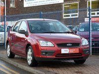 2006 FORD FOCUS 1.6 SPORT 5d  £SOLD