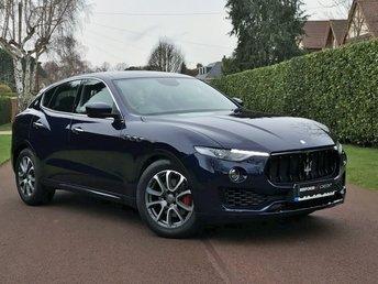 2017 MASERATI LEVANTE 3.0 D V6 5d AUTO 271 BHP £53995.00