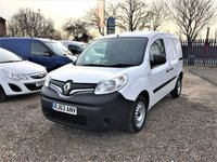 2013 RENAULT KANGOO 1.5 ML19 ENERGY eco2 DCI 5d £3800.00