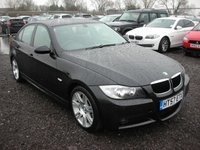 2008 BMW 3 SERIES 2.0 320I M SPORT 4d 168 BHP £SOLD