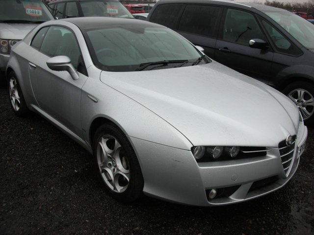 2006 56 ALFA ROMEO BRERA 2.4 JTDM SV 2d 197 BHP