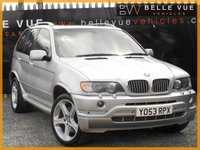 2003 BMW X5 4.6 IS 5d AUTO 342 BHP *LPG Converted* £6995.00