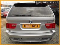 USED 2003 53 BMW X5 4.6 IS 5d AUTO 342 BHP *LPG Converted* *ONLY 68K MILES LPG CONVERTED*
