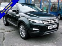 USED 2012 12 LAND ROVER RANGE ROVER EVOQUE 2.2 SD4 PRESTIGE LUX 5d AUTO 190 BHP Over £18,000 worth of Extras Fitted, Totally Stunning