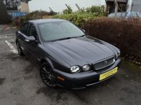 USED 2009 09 JAGUAR X-TYPE 2.2 S 4d 152 BHP