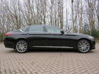 USED 2015 15 HYUNDAI GENESIS 3.8 V6 4d AUTO 308 BHP