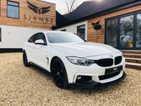 2015 BMW 4 SERIES 2.0 420D M SPORT GRAN COUPE 4d AUTO 188 BHP £21990.00