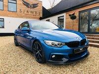 2014 BMW 4 SERIES 3.0 430D M SPORT 2d AUTO 255 BHP £18990.00