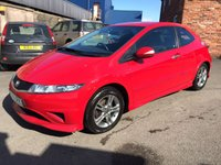 USED 2011 11 HONDA CIVIC 1.3 I-VTEC TYPE S 3d 98 BHP Trade sale comes with MOT till February and serviced
