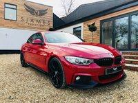 2014 BMW 4 SERIES 2.0 420D M SPORT 2d AUTO 181 BHP £20990.00