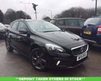 2015 VOLVO V40 1.6 D2 CROSS COUNTRY LUX 5d AUTO 113 BHP £11989.00