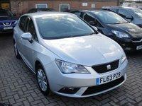 2013 SEAT IBIZA 1.2 TSI SE DSG 5d AUTO 104 BHP £4980.00