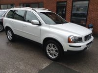 USED 2010 60 VOLVO XC90 2.4 D5 SE AWD 5d AUTO 185 BHP 7-Seater,   Full leather upholstery,   Heated front seats,   Electric/Memory driver's seat,   Bluetooth,   Rear parking sensors