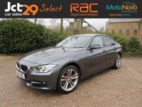 2012 BMW 3 SERIES 2.0 320D SPORT 4d 184 BHP £11490.00