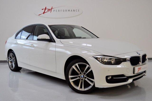 2012 62 BMW 3 SERIES 2.0 320D SPORT 4d 184 BHP HUGE SPECIFICATION