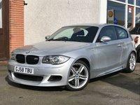 2008 BMW 1 SERIES 2.0 120D M SPORT 3d AUTO 175 BHP £6995.00
