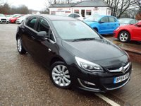 USED 2015 64 VAUXHALL ASTRA 1.6 ELITE 5d 113 BHP One Owner