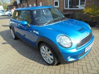 2007 MINI HATCH COOPER 1.6 COOPER S 3d 172 BHP £4995.00