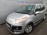 2009 CITROEN C3 PICASSO 1.4 PICASSO VTR PLUS 5d 95 BHP AIR CON ALLOYS £4495.00