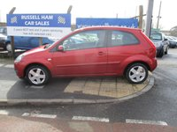 USED 2008 57 FORD FIESTA 1.2 ZETEC CLIMATE 16V 3d 78 BHP New MOT & Full Service Done on purchase + 2 Years FREE Mot & Service Included After . 3 Months Russell Ham Quality Warranty . All Car's Are HPI Clear . Finance Arranged - Credit Card's Accepted . for more cars www.russellham.co.uk  - Owner's book pack .