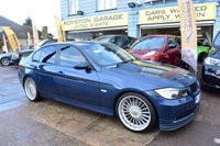 2006 BMW ALPINA  D3 2.0d 16V 4d 197 BHP DIESEL VERY RARE CAR £7499.00