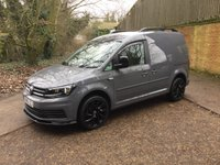 USED 2016 16 VOLKSWAGEN CADDY 2.0 C20 TDI TECH  102  BHP SPECIAL EDITION HIGH SPEC High Spec, Lots of Upgrades, Fully Colour Coded,