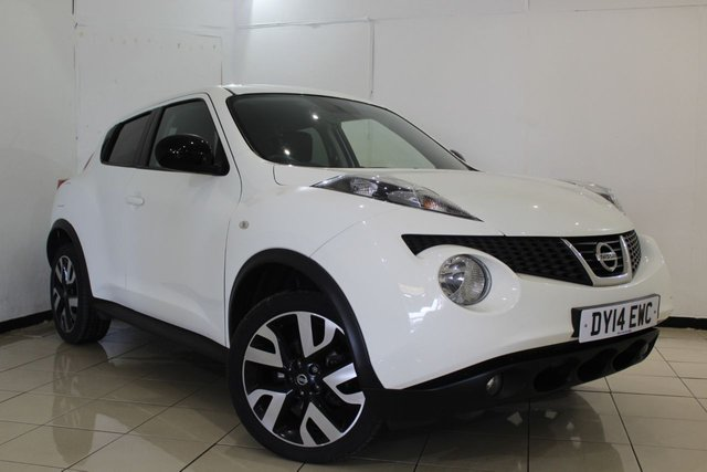 View our 2014 14 NISSAN JUKE 1.5 DCI N-TEC 5DR 109 BHP