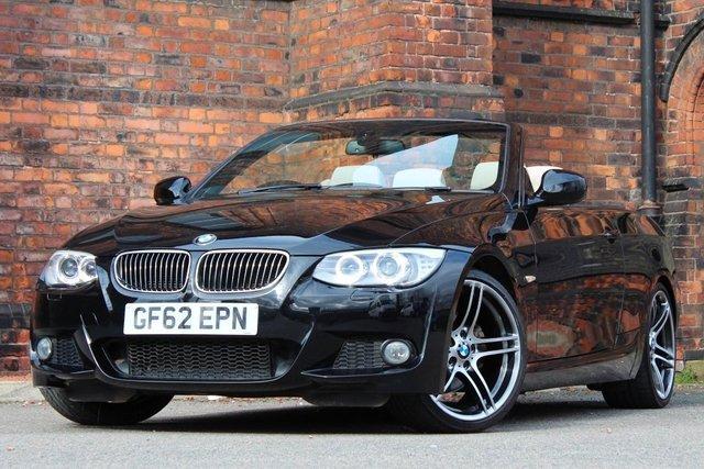 2012 62 BMW 3 SERIES 2.0 320d M Sport 2dr