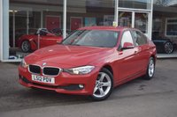 USED 2012 12 BMW 3 SERIES 2.0 318D SE 4d 141 BHP