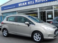 USED 2015 15 FORD B-MAX 1.6 ZETEC 5dr AUTOMATIC