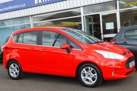 USED 2015 15 FORD B-MAX 1.4 ZETEC 5dr ...(ONE OWNER. FSH. LIKE  NEW)