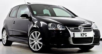 2008 VOLKSWAGEN GOLF 3.2 V6 R32 4MOTION 3dr £10495.00