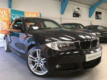 2012 BMW 1 SERIES 2.0 120I M SPORT 2d 168 BHP £10990.00