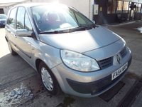 2004 RENAULT SCENIC 1.4 EXPRESSION 16V 5d 97 BHP £750.00