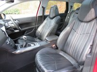 USED 2014 14 PEUGEOT 308 1.6 E-HDI SW FELINE 5d 115 BHP