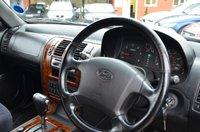 USED 2003 53 HYUNDAI TERRACAN 2.9 CDX CRTD 5d AUTO 161 BHP