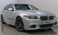 2012 BMW 5 SERIES 2.0 525D M SPORT 4d 215 BHP £12990.00