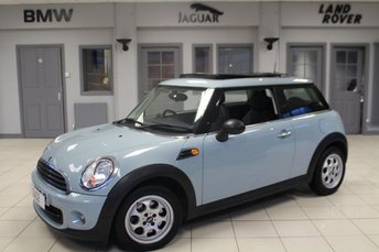 2013 MINI HATCH ONE 1.6 ONE 3d 98 BHP £8970.00