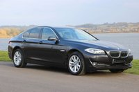 USED 2013 13 BMW 5 SERIES 2.0 520D SE 4d AUTO 181 BHP