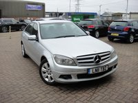 USED 2011 11 MERCEDES-BENZ C CLASS 2.1 C220 CDI BLUEEFFICIENCY EXECUTIVE SE 4d AUTO 170 BHP ANY PART EXCHANGE WELCOME, COUNTRY WIDE DELIVERY ARRANGED, HUGE SPEC