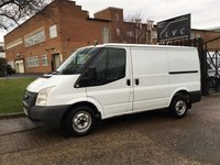 USED 2014 14 FORD TRANSIT 2.2TDCI T280 SWB LOW ROOF 125BHP. 1 OWNER. 114K. FSH JUST SERVICED. LOW RATE FINANCE. PX WELCOME